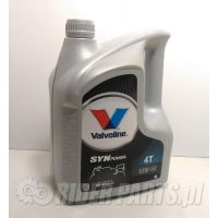 Olej VALVOLINE SynPower 4T 10W50 4L - syntetyk